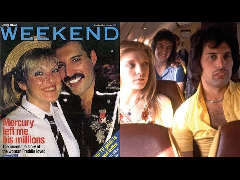 Freddie Mercury and Mary Austin | How did Freddie meet Mary?