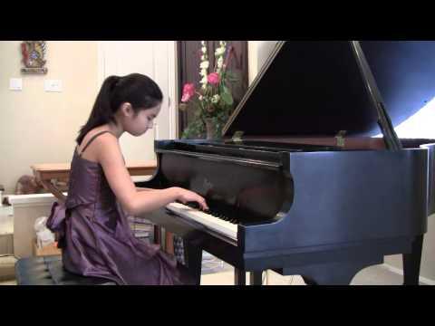Anna Boonyanit J. S. Bach - Prelude and Fugue in E minor, no. 10 WTC 1