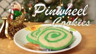 How To Make A Pinwheel Cookie