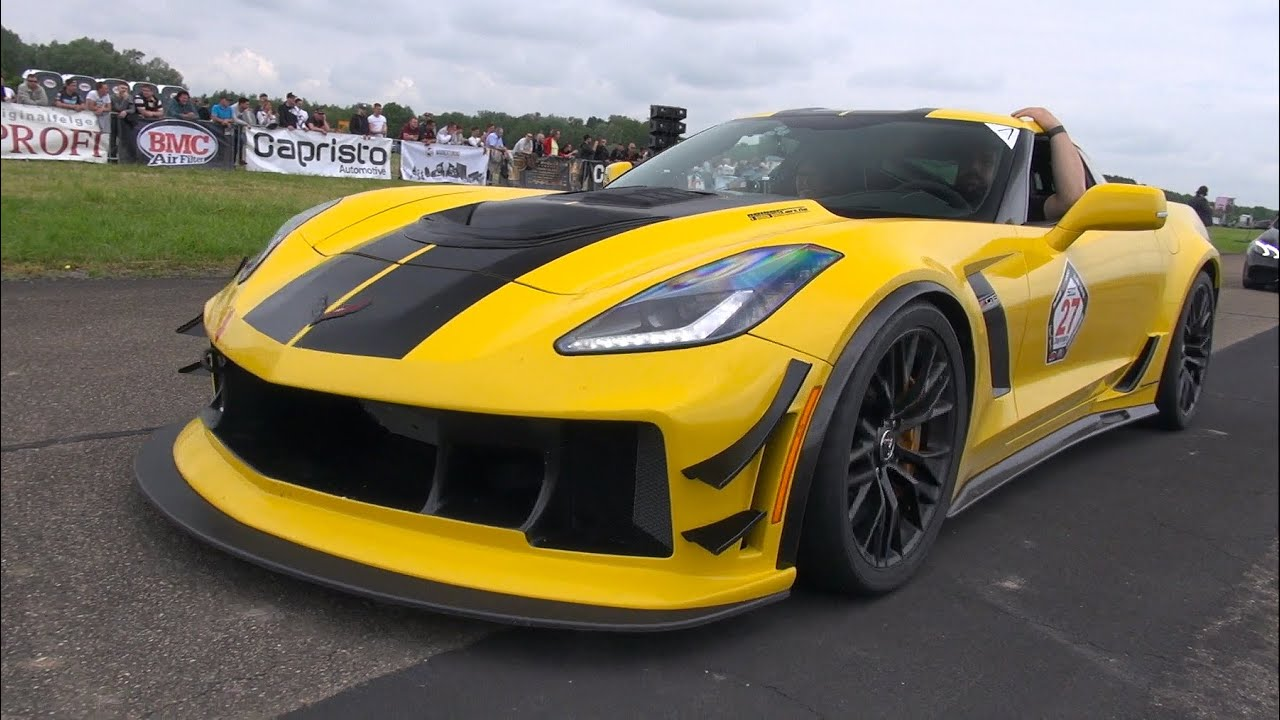 740hp geigercars corvette c7 z06 vs 662hp corvette c6 z06 vs 996hp ford gt youtube. Black Bedroom Furniture Sets. Home Design Ideas