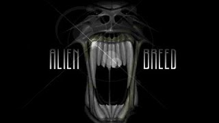 Alien Breed gameplay (PC Game, 1991)