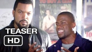 Ride Along TEASER TRAILER 1 (2013) - Ice Cube, Kevin Hart Movie HD