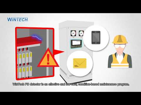 WinTech Partial Discharge Monitoring System Intro 2017