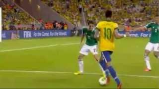 JO2-0目标| NEYMAR身手了得|巴西VS墨西哥19-06-2013联合会杯
