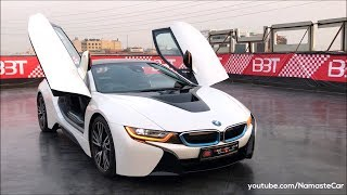 BMW i8 eDrive 2018 | Real-life review