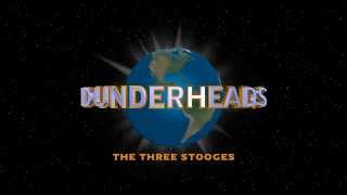 DUNDERHEADS (The Three Stooges) Universal 1997 Logo Parody - Made in Blender