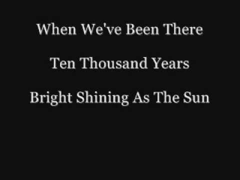 Amazing Grace (House of the Rising Sun) with Lyrics