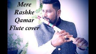 Mere Rashke Qamar | Flute Cover | Vinaya Kancharla | Junaid Asghar