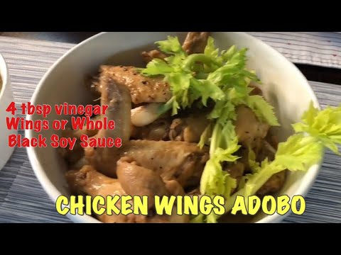HOW TO COOK FILIPINO CHICKEN ADOBO | JENNIFER'S CLUBHOUSE