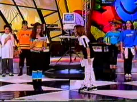 Programa Sandy e Junior Show 1997 Parte 03