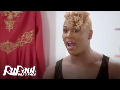 Whatcha Packin' w/ Michelle Visage & Peppermint | RuPaul's Drag Race (Season 9 Finale)