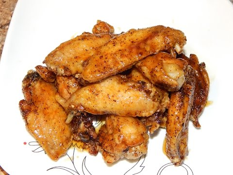 Chicken Wings Recipe | Baked And Fried Hot Wing Recipe