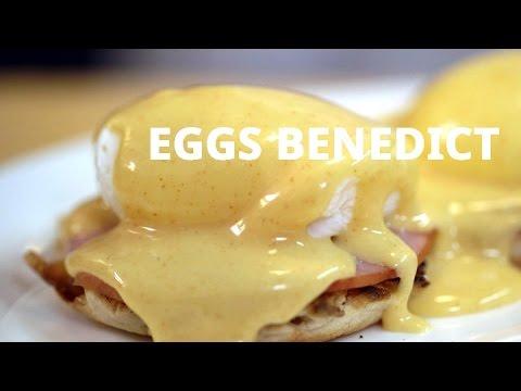 How To Make Chef Gabrielle Hamilton's Eggs Benedict