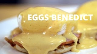 How To Make Chef Gabrielle Hamiltons Eggs Benedict