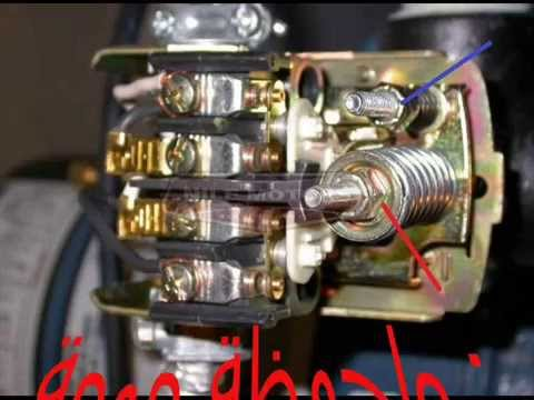 220 Volt Well Pressure Switch Wiring Diagram 2002 Mazda Tribute Engine كيفية تركيب وضبط مفتاح الاتوماتيك الخاص بماتور المياة وائل القمبشاوى 01008291391 - Youtube
