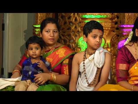 Pradyumna Nanda Upanayana At Udupi On 21 June 2018 - Part1