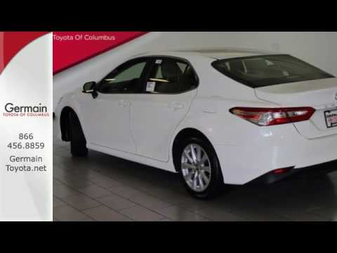 New 2018 Toyota Camry Columbus, OH #9464   SOLD