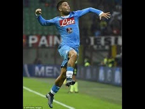 Lorenzo Insigne Napoli vs Fiorentina skills