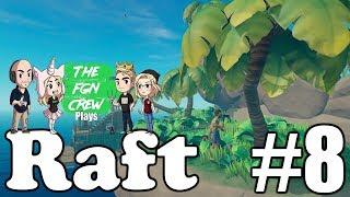 Video DAISY THE SHARK | RAFT GAMEPLAY #8 download MP3, 3GP, MP4, WEBM, AVI, FLV Juni 2018