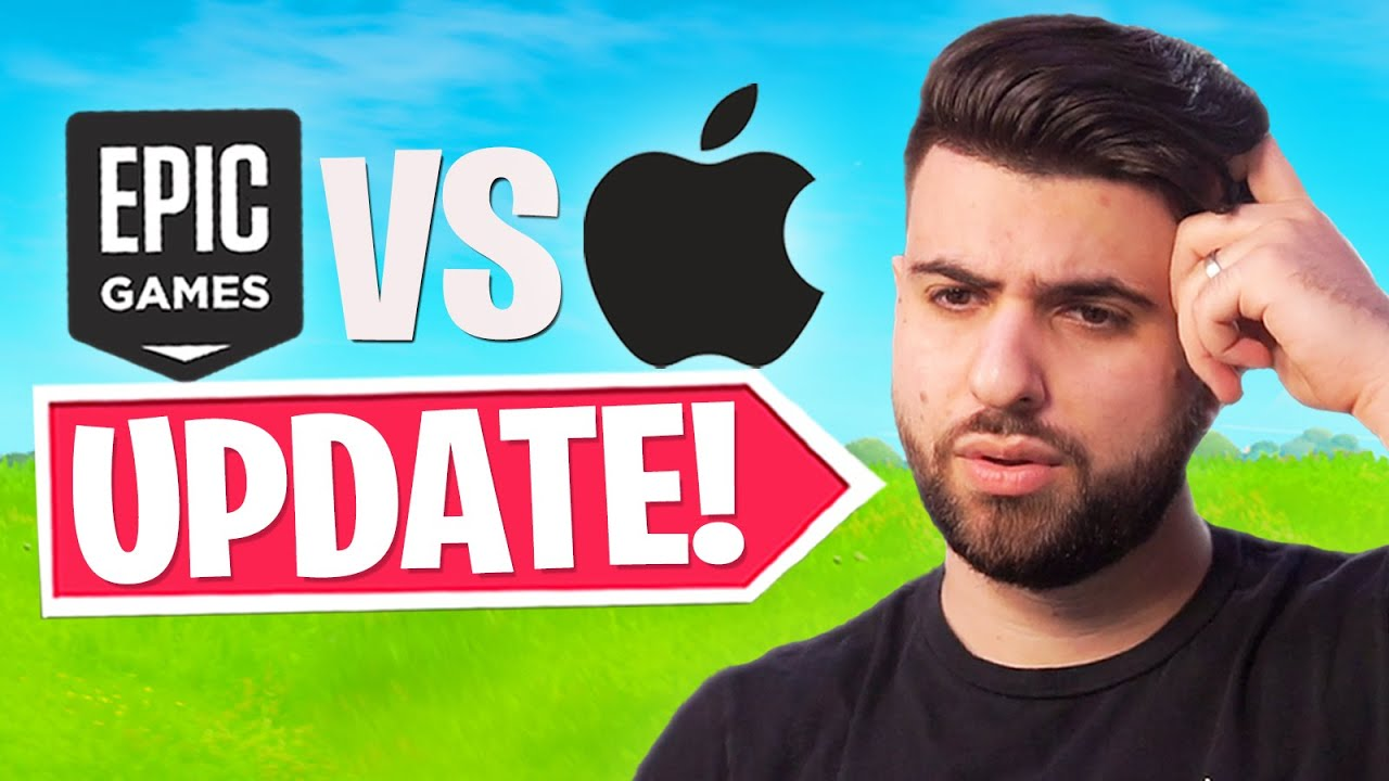 Fortnite Isn't Coming Back Anytime Soon... (Fortnite vs Apple Updates)