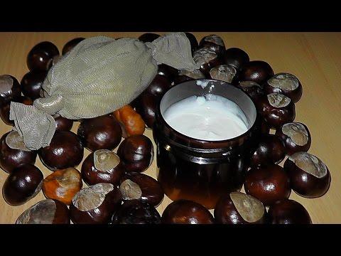 Плоды конского каштана: применение в народной медицине