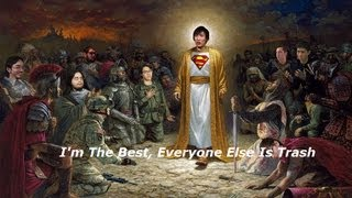 Doublelift Is God, Everyone Else Is Trash Highlights - LCS + Allstars 2013