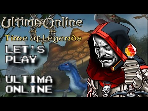 Let's Play Ultima Online Time of Legends Savage Empire Eodon April 1 2017 Razimus Gaming