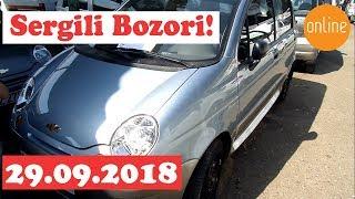 #sergelimoshinabozori Sergeli Moshina Bozori  (Real Video) MATIZ To'plami!