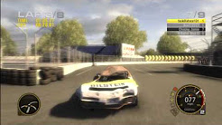 Race Driver: GRID,Stock Car, Xbox 360 Online Race. The Pancake Car.