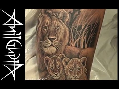 Anil Gupta Tattoo Nature 0201 2011