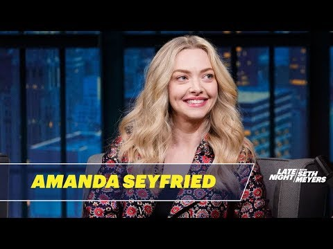 Amanda Seyfried Is in Awe of How Cool Cher Is