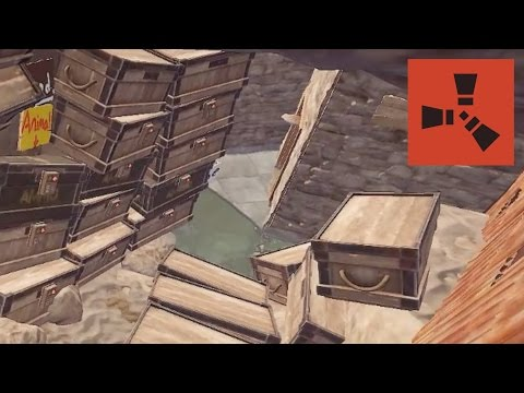 Rust Raids: Hidden Jackpot in Small Base