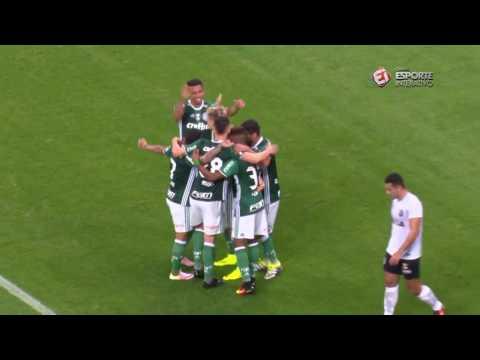Melhores Momentos – Gols de Palmeiras 4 x 0 Figueirense – Campeonato Brasileiro 30 06 16