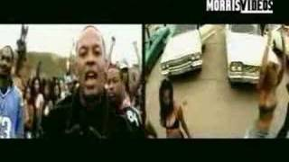 50 Cent Ft Dr Dre - Straight to the Bank (MorrisVideos.com)