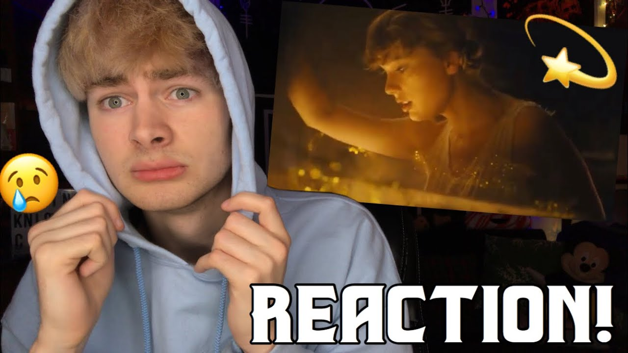 """Taylor Swift - """"cardigan"""" (OFFICIAL MUSIC VIDEO) REACTION!"""