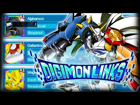 [Digimon Links] Who To Choose With YOUR Mega Voucher! STILL PULLING FOR OMNIMON!