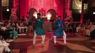 2016 Dance Performance #SALSA Mendhi