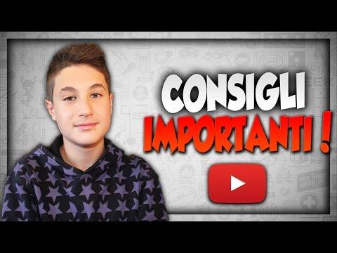 COME FARE VIDEO SU YOUTUBE! | CONSIGLI FONDAMENTALI PER GAMEPLAY, VLOG E MOLTI ALTRI TRUCCHI
