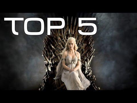 Top 5: Warum Jeder Serienjunkie Game Of Thrones Schauen Sollte!   SJ-Pflichtprogramm
