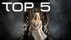 Top 5: Warum jeder Serienjunkie Game of Thrones schauen sollte! | SJ-Pflichtprogramm