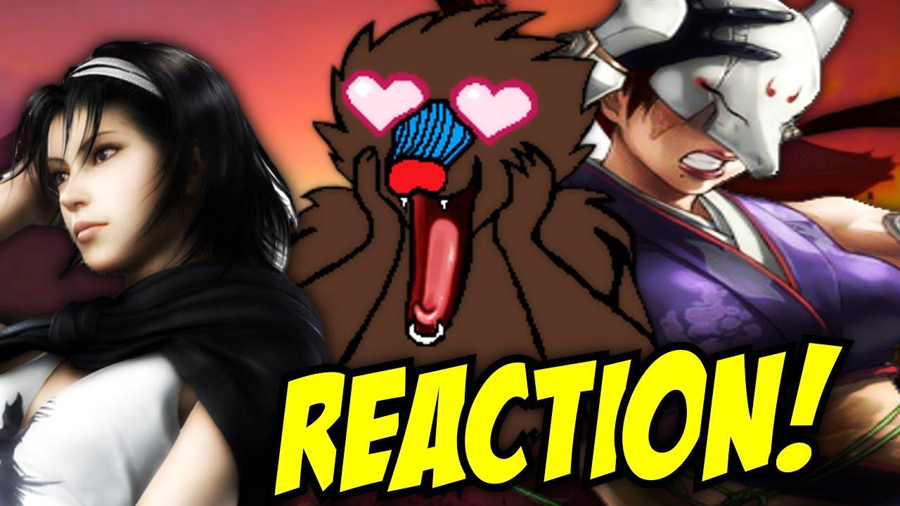 Christianbmonkey Reacts Talk Tekken 7 Season 4 Reveal Jun