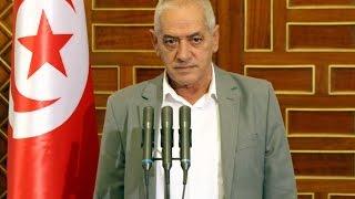 رئيس الجمهورية يلتقي مع الأمين العام للاتحاد العام التونسي للشغل حسين العباسي
