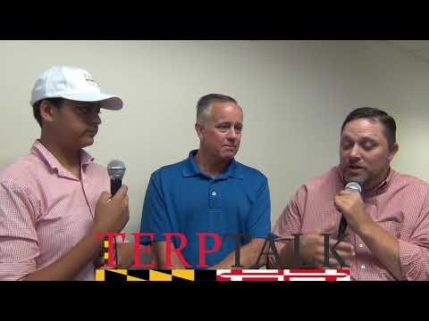 Maryland football - Intern Mason talks Terps v Texas w/ Tim Strachan and Brett Bessell