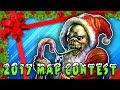 Frostbite Christmas Zombies (Black Ops 3 2017 Zombie Map Contest)