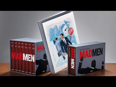 Mad Men Designs. Artist Brian Sanders on the making of his Season 6 Poster