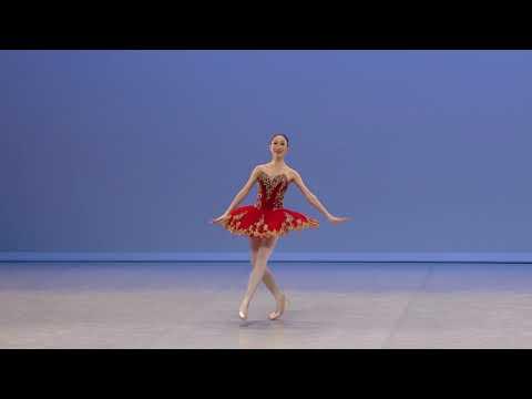 Ronger Teng, 125 - Finalist - Prix de Lausanne 2018, classical