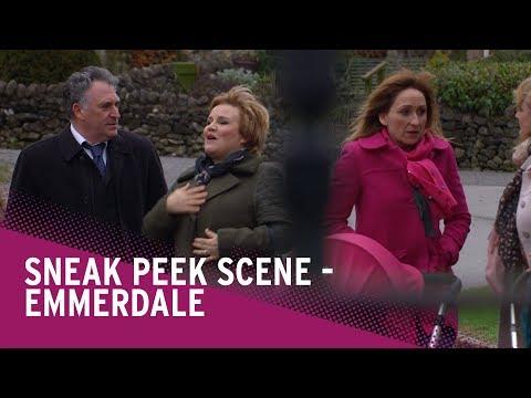 Emmerdale Spoilers: Brenda Taunts Laurel | Watch the Scene!