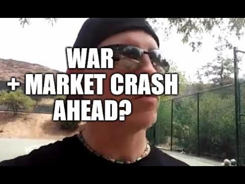 WAR AND MARKET CRASH COMING? HEALTH IS WEALTH, DOLLAR RISK, INVESTING