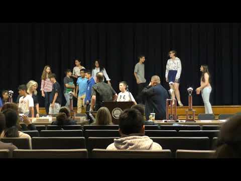 Port Chester Middle School Performing Arts Awards 2019