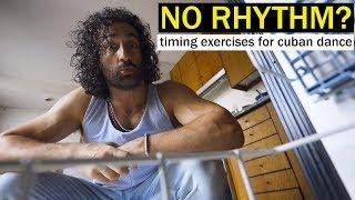 """BASICS OF RHYTHM FOR DANCING CASINO // """"Salsa Cubana"""""""